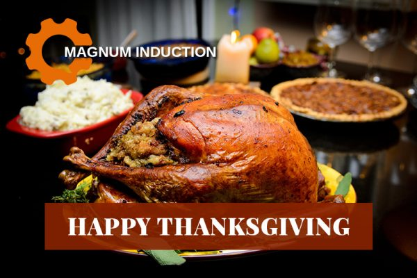 Magnum Induction Happy Thanksgiving 2019